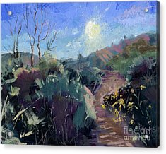 Sold Praise For The Morning  Acrylic Print