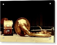 Prelude To New Orleans Jazz Acrylic Print by Michael Hoard