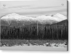 Presidential Range - Pondicherry Wildlife Refuge New Hampshire Acrylic Print