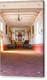 Presidio Chapel Acrylic Print
