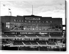Press Box Acrylic Print