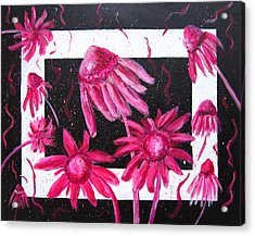 Pretty In Pink 2 Acrylic Print