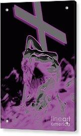Prey  Acrylic Print by Tbone Oliver