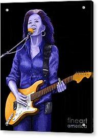Pride And Joy Acrylic Print by Steve Knapp