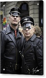 Pride Acrylic Print by Max CALLENDER