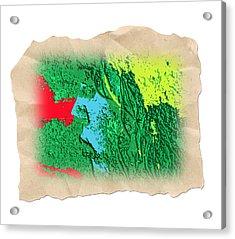 Primitive Acrylic Print