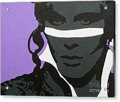 Prince Charming Acrylic Print by ID Goodall