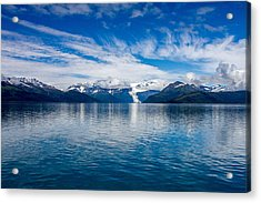 Acrylic Print featuring the photograph Prince William Sound View by  Phil Stone