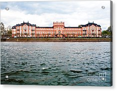 Princely Baroque Palace Acrylic Print