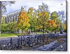 Princeton University Campus Acrylic Print