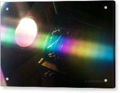 Prism Of Light Acrylic Print