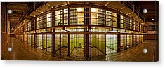Prison Cells, Alcatraz Island, San Acrylic Print by Panoramic Images
