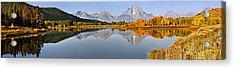 Pristine Panorama Acrylic Print