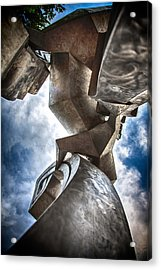 Pritchard Park Art Is Looking Up Acrylic Print