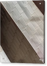 Pritzker Pavilion Detail Acrylic Print