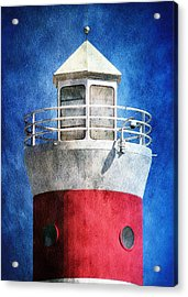 Private Lighthouse Acrylic Print