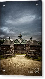 Private School Acrylic Print