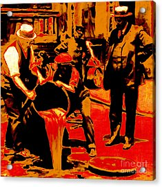 Prohibition 20130218 Acrylic Print by Wingsdomain Art and Photography