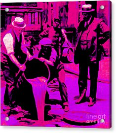 Prohibition 20130218m68 Acrylic Print by Wingsdomain Art and Photography