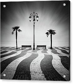 Promenade... Acrylic Print