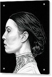Prometheus - Noomi Rapace Acrylic Print