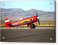 Prop Plane 3 Acrylic Print
