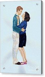Proposal Acrylic Print