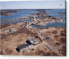 Prospect, Nova Scotia Acrylic Print
