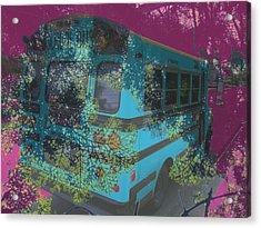 Prosperous Pining Acrylic Print