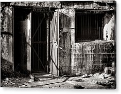 Protected Acrylic Print by Olivier Le Queinec