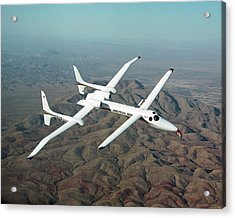 Proteus Endurance Aircraft Acrylic Print