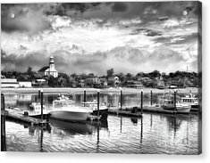 Provincetown Harbour View II Acrylic Print