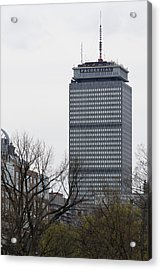 Prudential Tower Acrylic Print