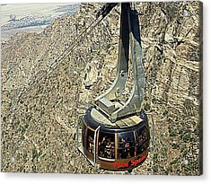 Ps Aerial Tram 18 Acrylic Print