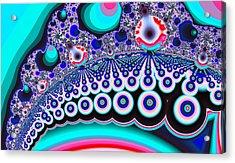 Psychosis Acrylic Print