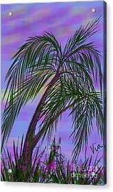 ptg.  Gentle Breezes Acrylic Print
