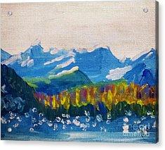 ptg. Mountain Air Acrylic Print