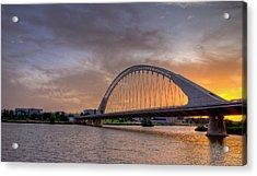 Puente De Lusitania II Acrylic Print