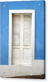 Puerta En El Viejo San Juan Acrylic Print