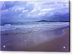 Puerto Villamil Acrylic Print