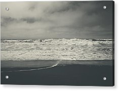 Pulling Me In Acrylic Print by Laurie Search