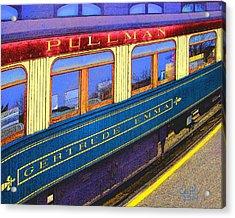 Pullman Acrylic Print