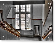 Pullman High School II - Where Memories Were Made Acrylic Print