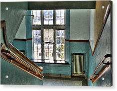 Pullman High School - Where Memories Were Made Acrylic Print by David Patterson