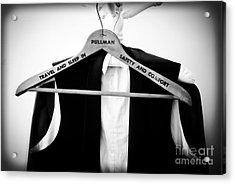 Pullman Tuxedo Acrylic Print