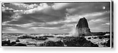 Pulpit Rock Acrylic Print