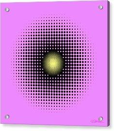 Pulsations Acrylic Print
