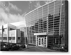 Purdue University Birck Nanotechnology Center Acrylic Print by University Icons