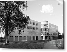Purdue University Discovery Learning Center Acrylic Print by University Icons