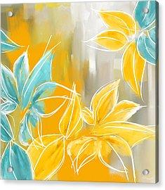 Pure Radiance Acrylic Print